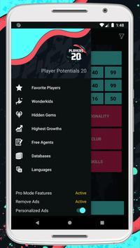 Player Potentials 20 截圖 6