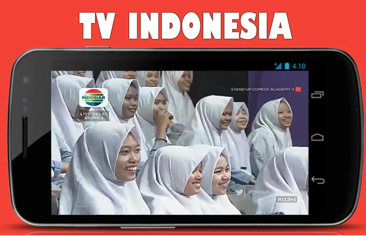 Live Streaming INews: Rcti Tv Indonesia For Android