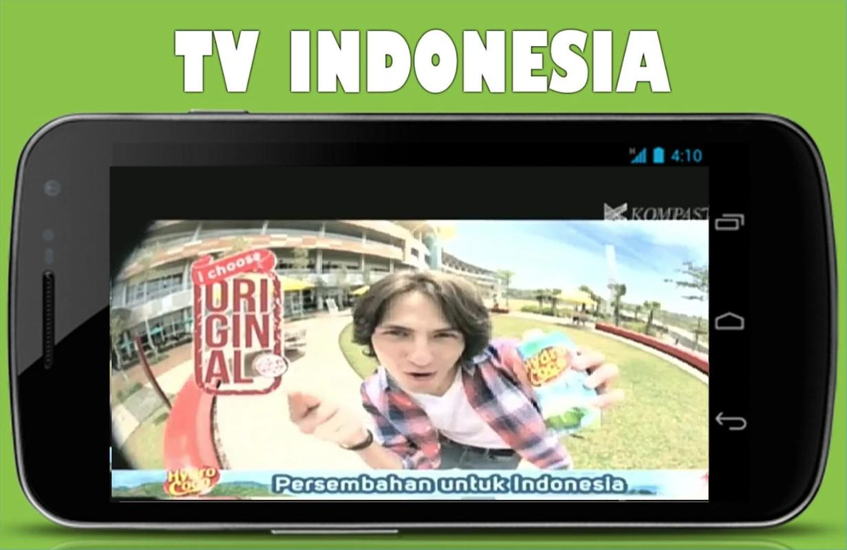 I News Streaming: Rcti Tv Indonesia For Android