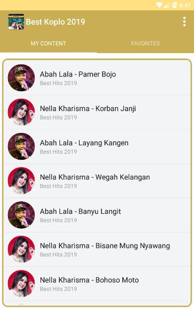 Download lagu pamer bojo abah lala