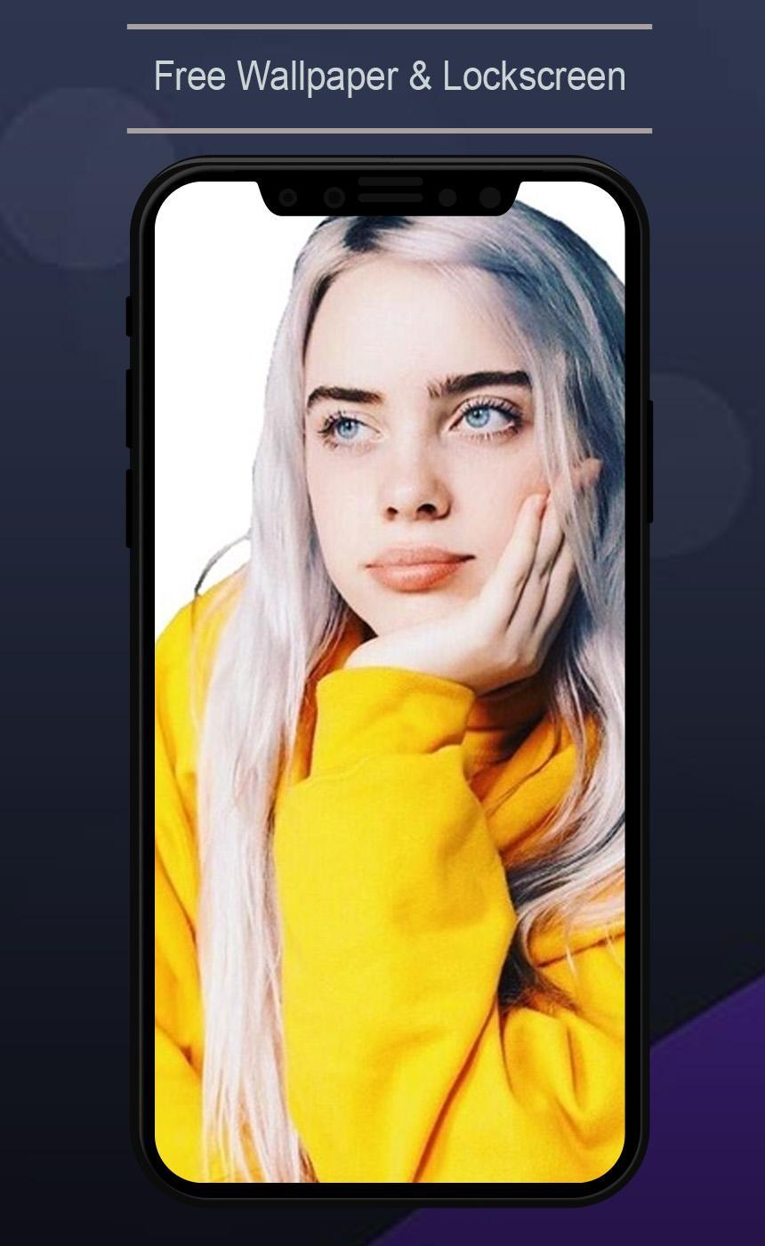 Billie Eilish Wallpapers For Android Apk Download
