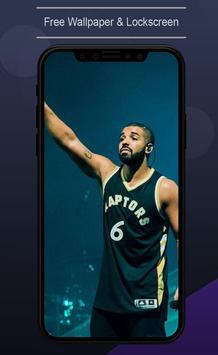 Drake Wallpaper poster