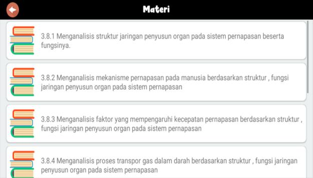 Sistem Pernapasan screenshot 3