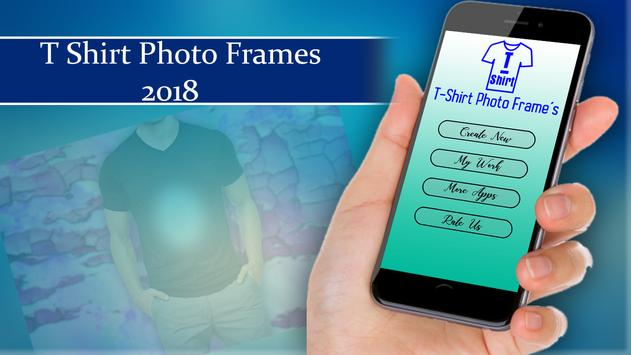 T-Shirt Photo Frames 2018 poster