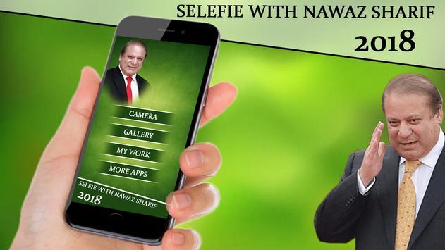 Selfie With Nawaz Sharif 2018 poster