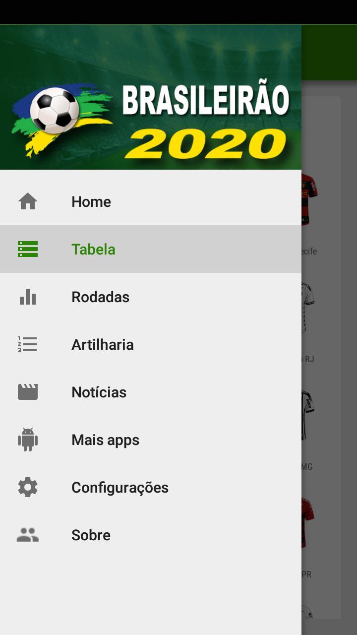 Brasileirao 2020 Campeonato Brasileiro De Futebol For Android Apk Download