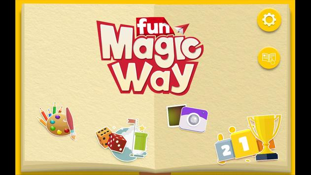 Cyber Fun Magic Way Yellow Book screenshot 6