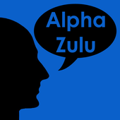A to Z Phonetic Alphabet icon