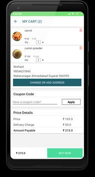 Demo App for MoreCustomersApp - Bigmarket screenshot 4