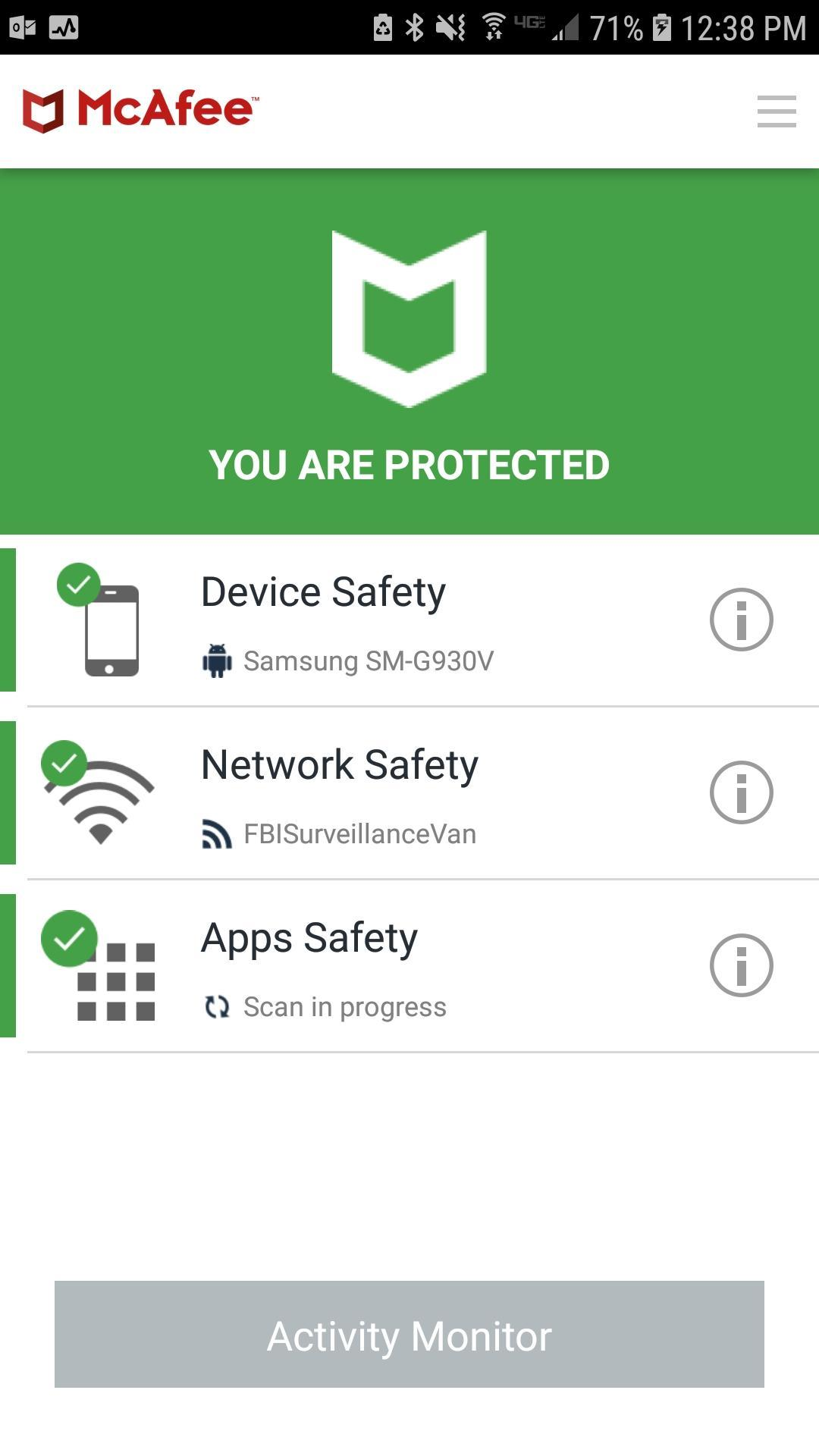 McAfee MVISION Mobile for Android - APK Download