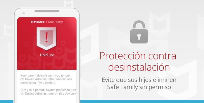 Safe Family captura de pantalla 7