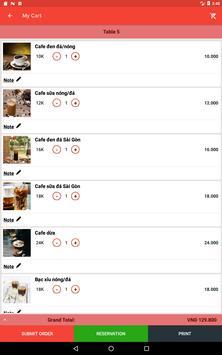 Food Explorer POS screenshot 10