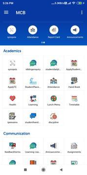MyClassBoard Parent Portal screenshot 2