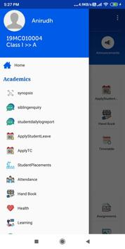 MyClassBoard Parent Portal screenshot 3
