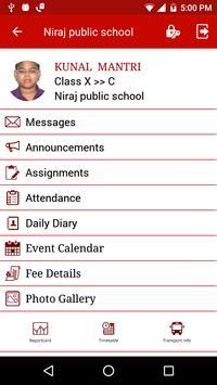 Niraj Educational society screenshot 2