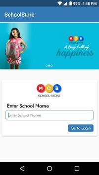 MCB School Store screenshot 1