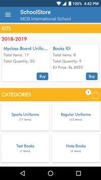 MCB School Store screenshot 4