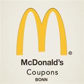 McDonald's Gutscheine App Bonn icon