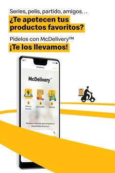 McDonald's España - Ofertas captura de pantalla 3