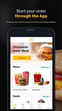 McDonald's Plakat