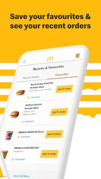 mymacca's Ordering & Offers screenshot 1