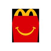McDonald's Happy Meal App - Asia 图标