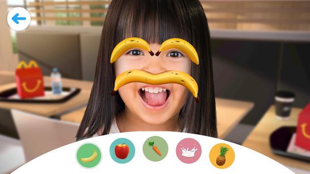 McDonald's Happy Meal App - Asia 截图 2