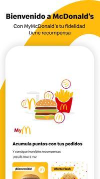 McDonald's® España captura de pantalla 1