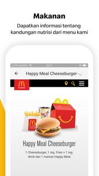 Aplikasi McDonald's screenshot 5