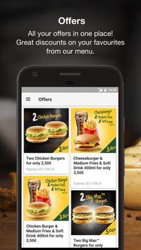 McDonald's screenshot 1