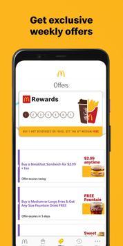 McDonald's Canada screenshot 3