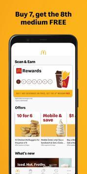 McDonald's Canada screenshot 1