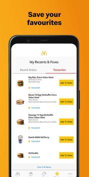 McDonald's Canada screenshot 5