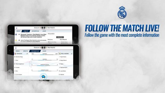 Real Madrid App screenshot 9