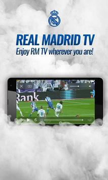 Real Madrid App poster