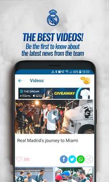 Real Madrid App screenshot 3