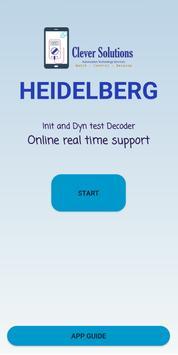 Heidelberg Technical Support 포스터