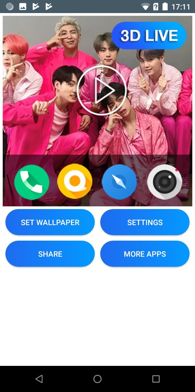 Bts Dance Live Wallpaper For Android Apk Download Aplikasi wallpaper bts 2021