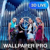 Blackpink Live Wallpaper icon