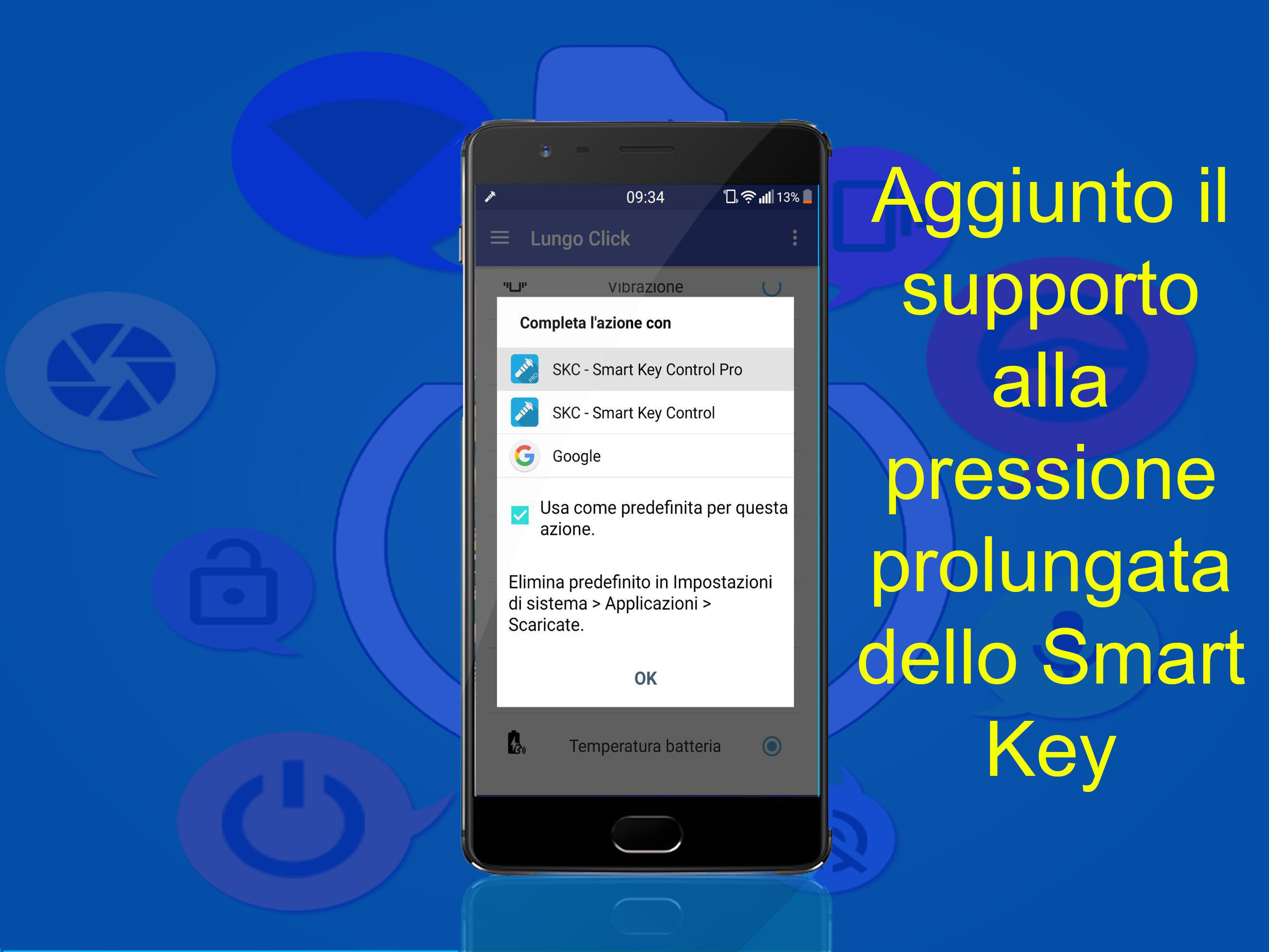 SKC - Smart Key Control cho Android - Tải về APK