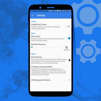 Smart Controller screenshot 5