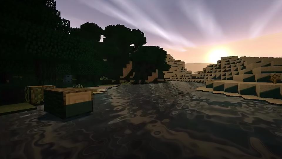 Shaders Mod for MC Pocket Edition for Android - APK Download