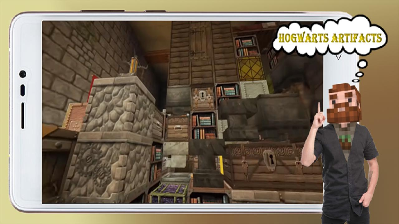 Hogwarts Mod MCPE for Android APK Download