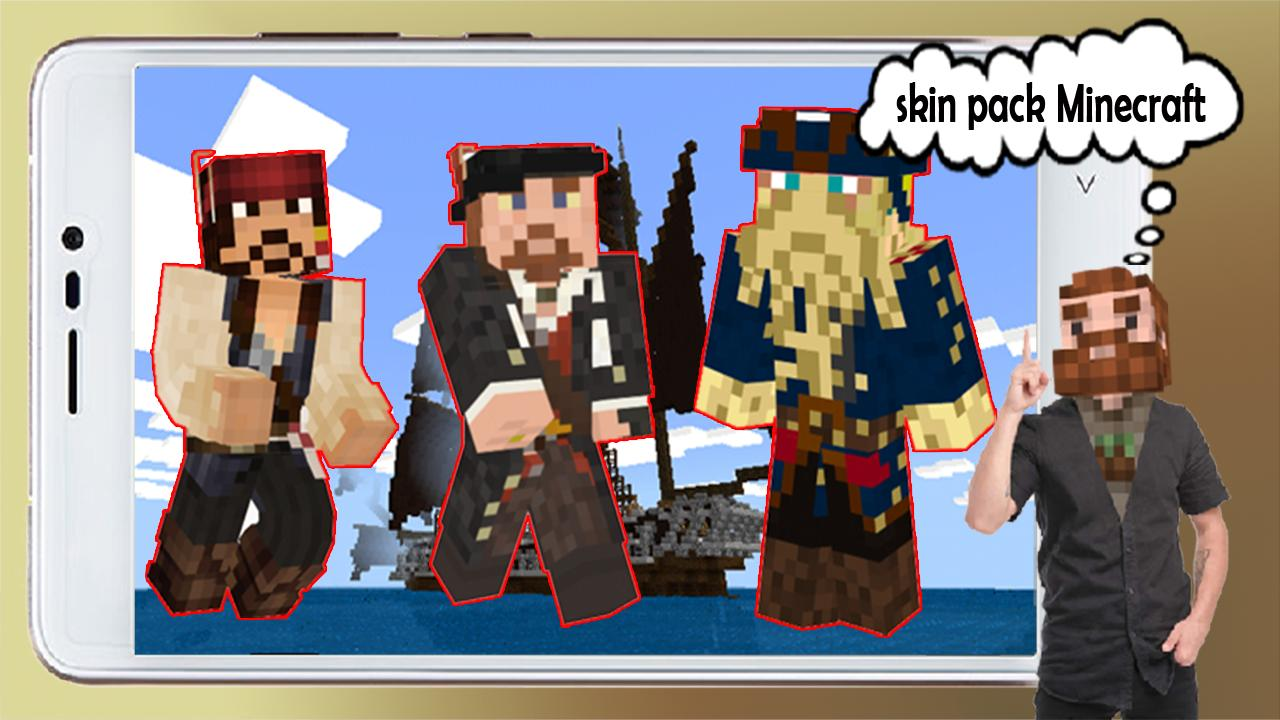 Pirate Skins Minecraft for Android - APK Download