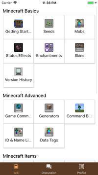 Crafting Books for Minecraft screenshot 2