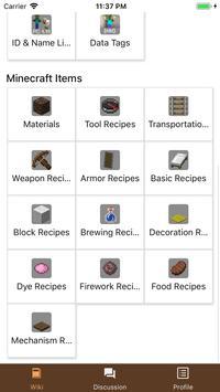 Crafting Books for Minecraft screenshot 3