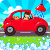Amazing Car Wash For Kids FREE-icoon