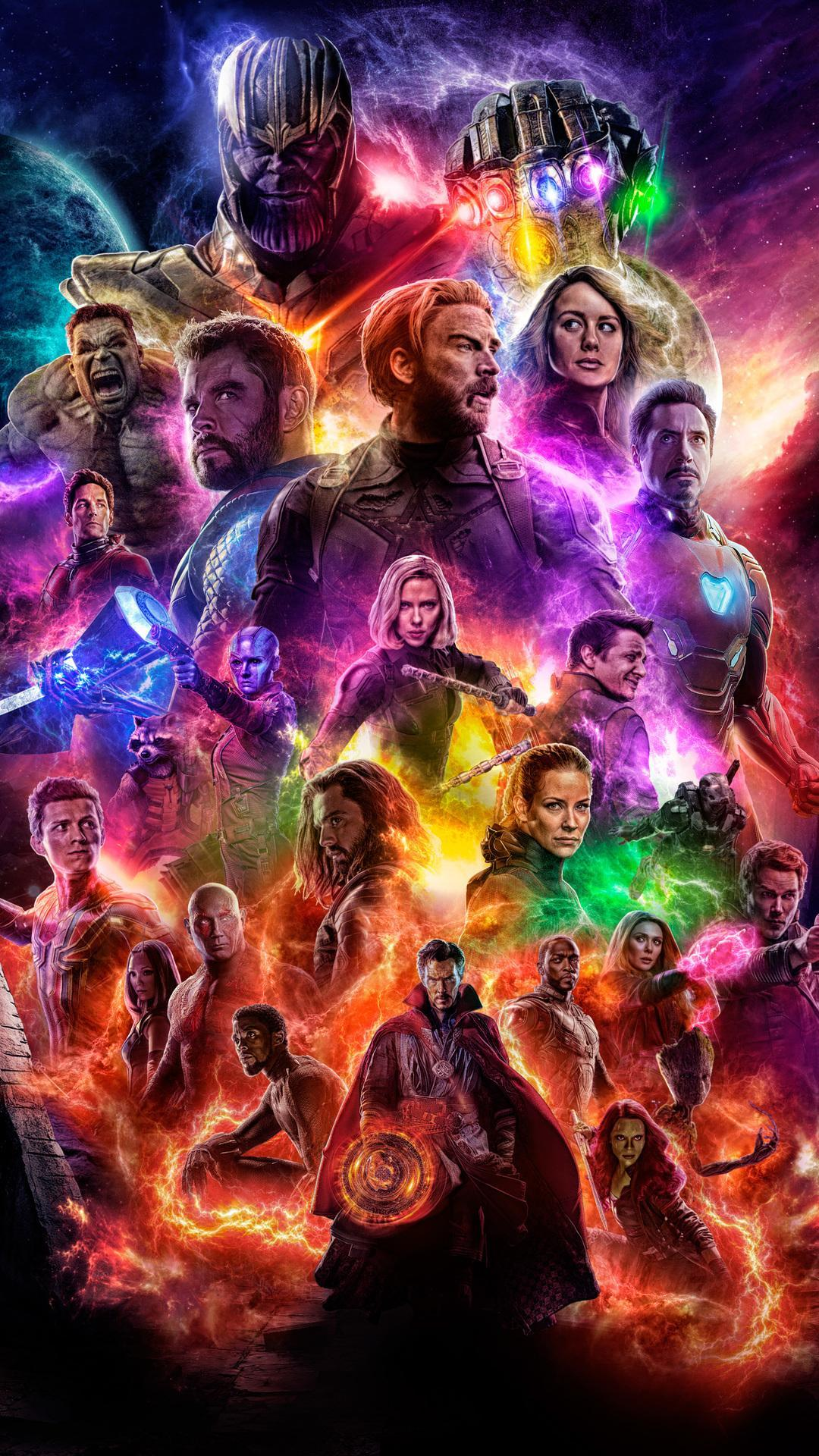 Marvel Avengers Wallpapers HD   4K for Android - APK Download