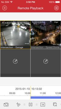 iVMS-4500 screenshot 1