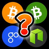 Guess Crypto Symbols & Earn Money! icon